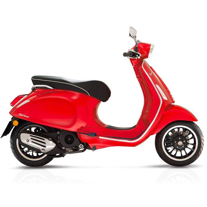 sprint 125 3v abs my17 la clinique du scooter. Black Bedroom Furniture Sets. Home Design Ideas