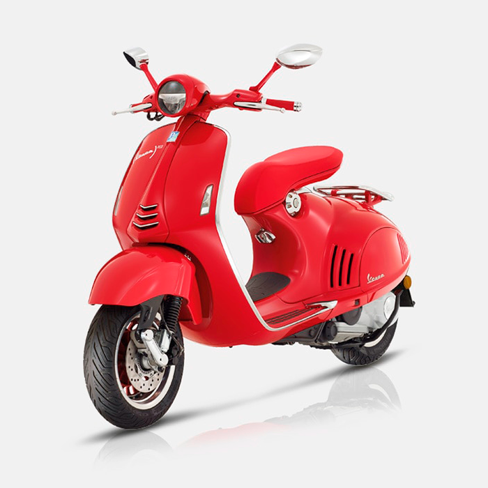 vespa 946 red 125cc la clinique du scooter. Black Bedroom Furniture Sets. Home Design Ideas